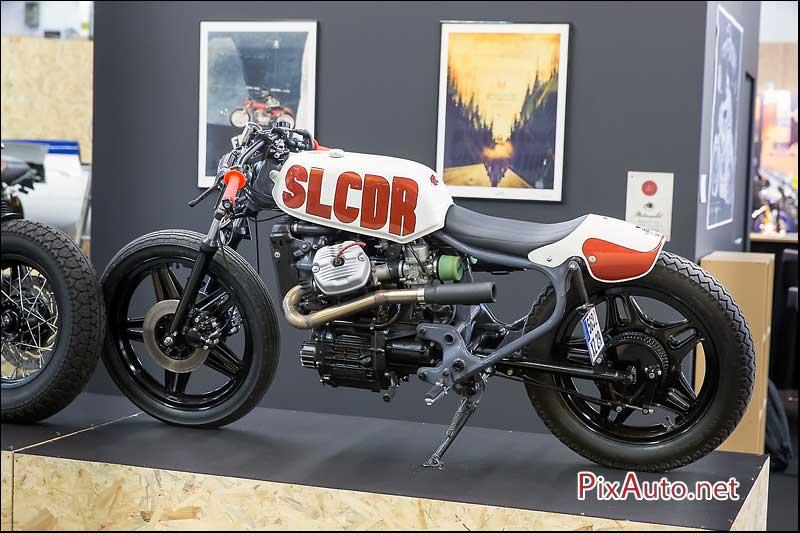Salon de la moto du scooter exposition 39 pr parations for Garage honda montlhery