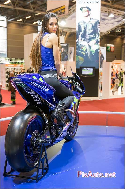 Salon de la moto du scooter de wild magazine zero for Hotesse salon moto