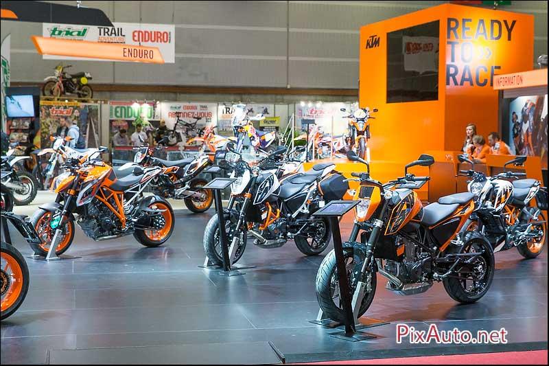 Salon de la moto du scooter de ktm moto revue - Salon de la moto 2013 ...