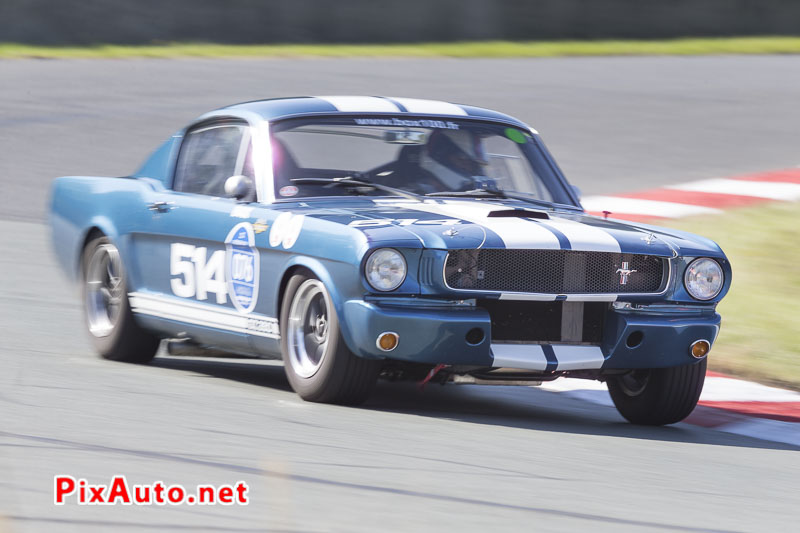 Les-Grandes-Heures-Automobiles, Ford Mustang Shelby 350 Gt 1965