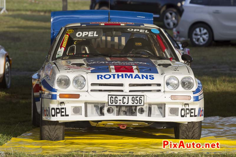 Les-Grandes-Heures-Automobiles, Opel Manta Groupe B 1984