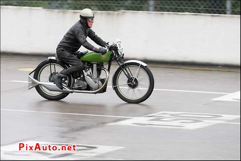 Vintage-Revival-Montlhery, BSA Empire Star 500cc