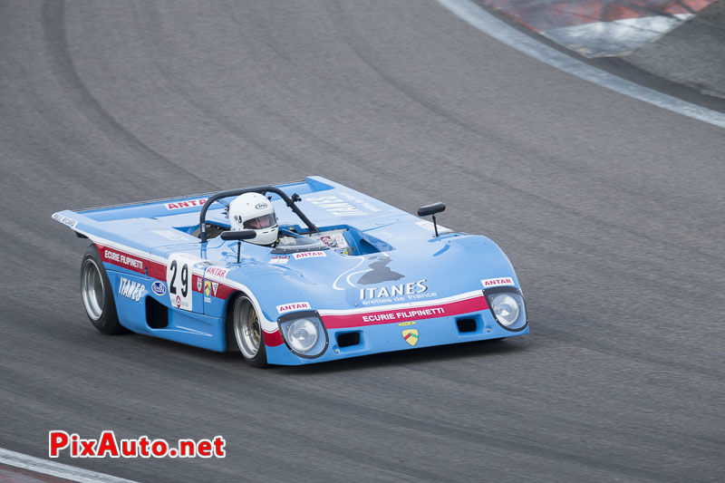 Dijon-MotorsCup, Lola T290 Richardson Mark