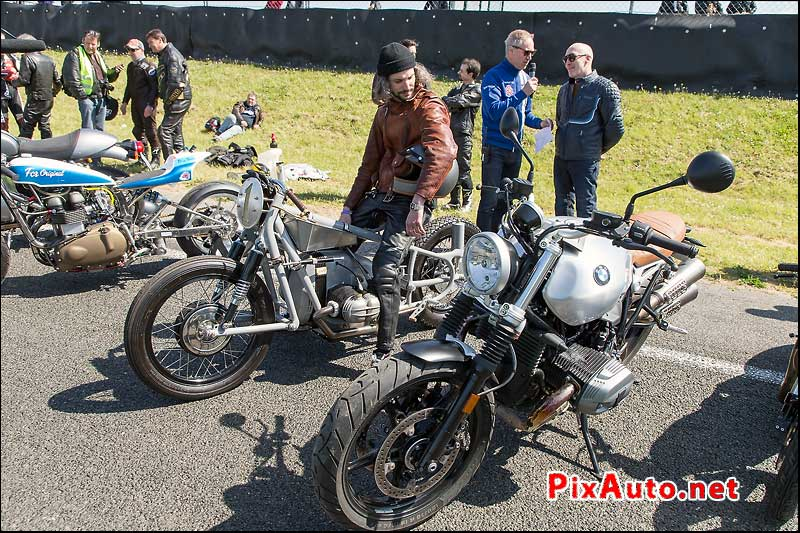 Iron Bikers 2017, Sultans Of Sprint BMW