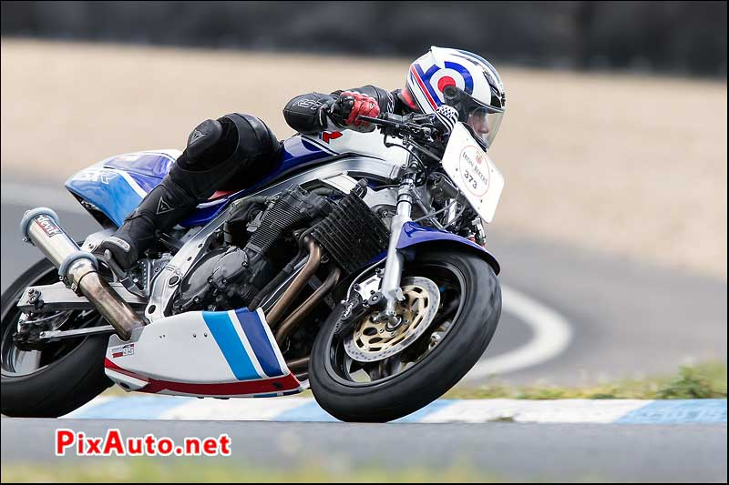 Iron Bikers, Suzuki GSX-R #373