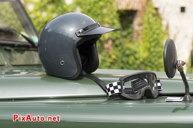 Motors-and-Soul, Casque Et Lunette Moto