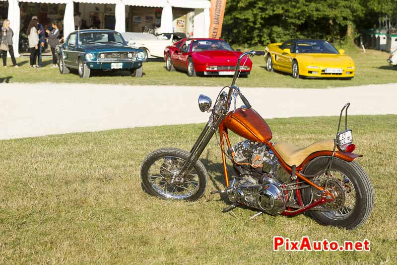 Motors-and-Soul, Chopper Harley Davidson