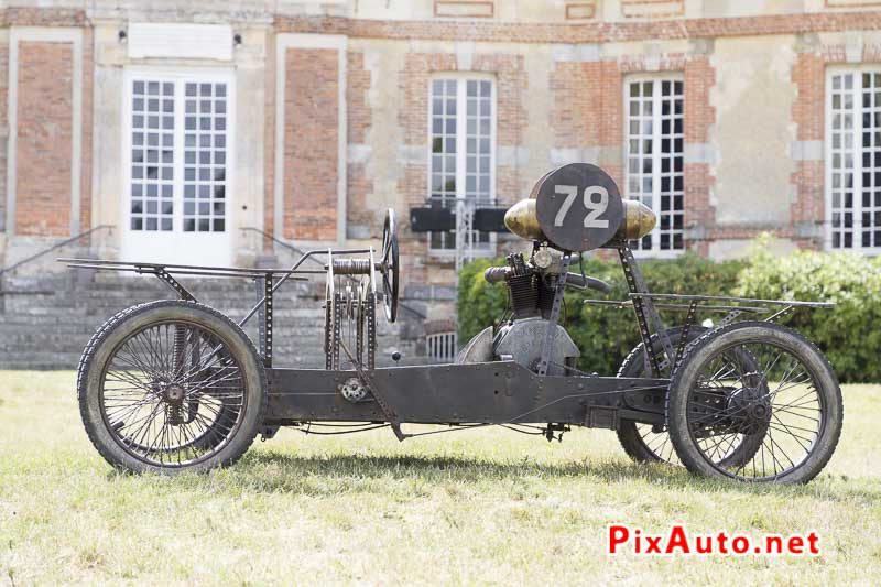 Motors-and-Soul, Cyclecar Elfe a Moteur Anzani