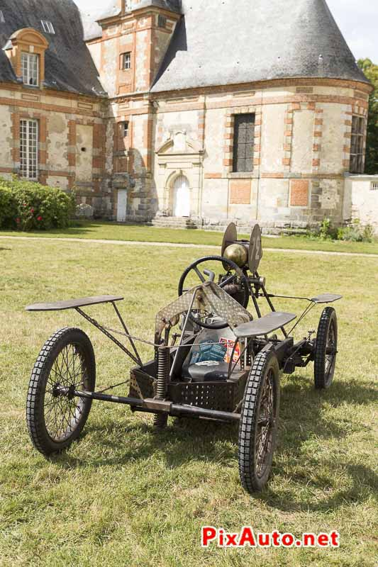 Motors-and-Soul, Cyclecar Elfe