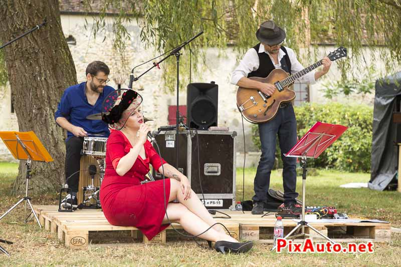 Motors-and-Soul, Minnie Valentine & The Troublemakers