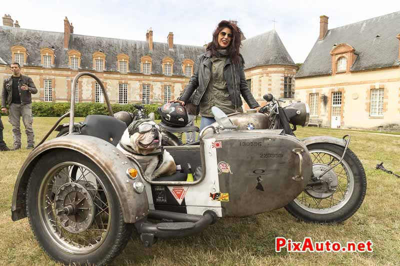 Motors-and-Soul, Side Car Ural Et Bmw