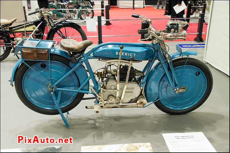 Salon Retromobile, Bleriot 500cc 1919