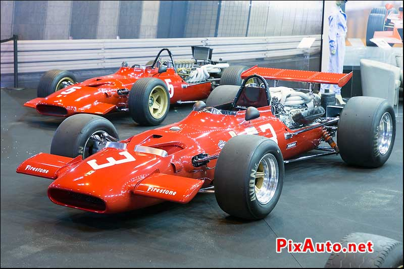 Salon Retromobile, Ferrari 312 F1
