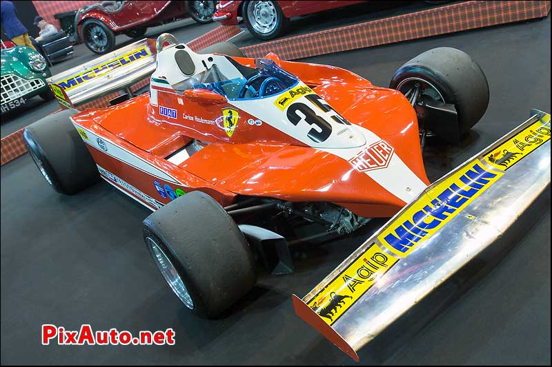 Salon Retromobile, Ferrari 312 T3