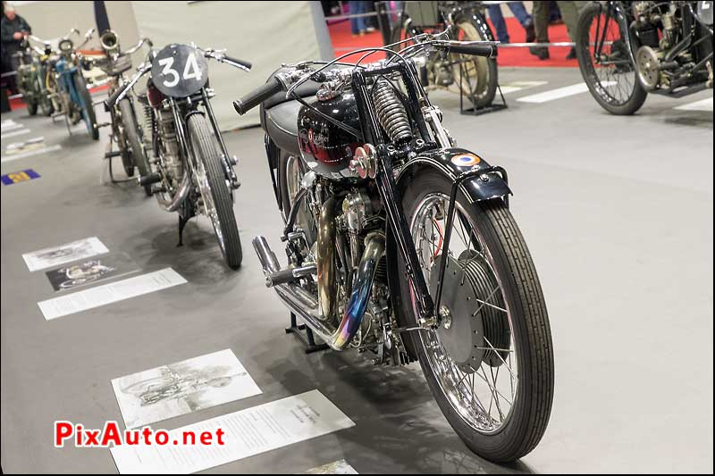 Salon Retromobile, Motos De France