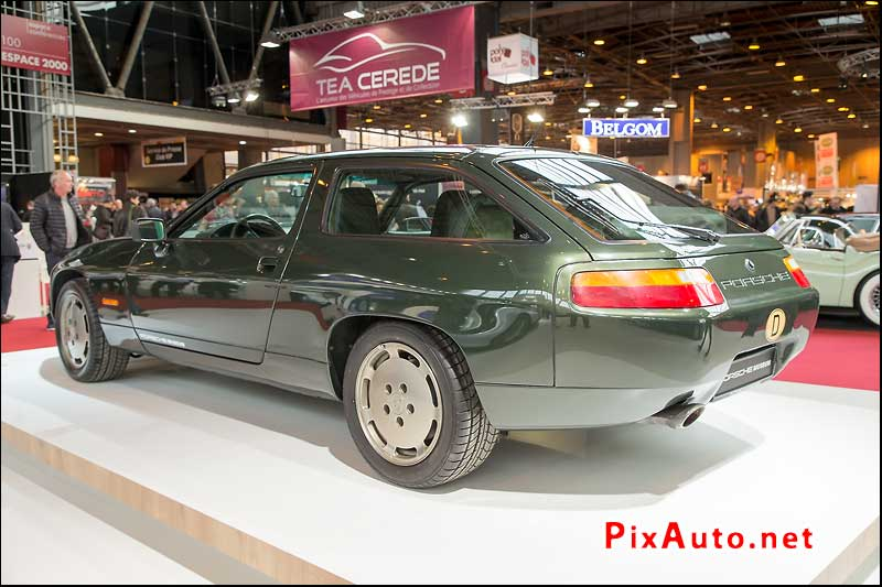 Salon Retromobile, Porsche 928 Break 1984