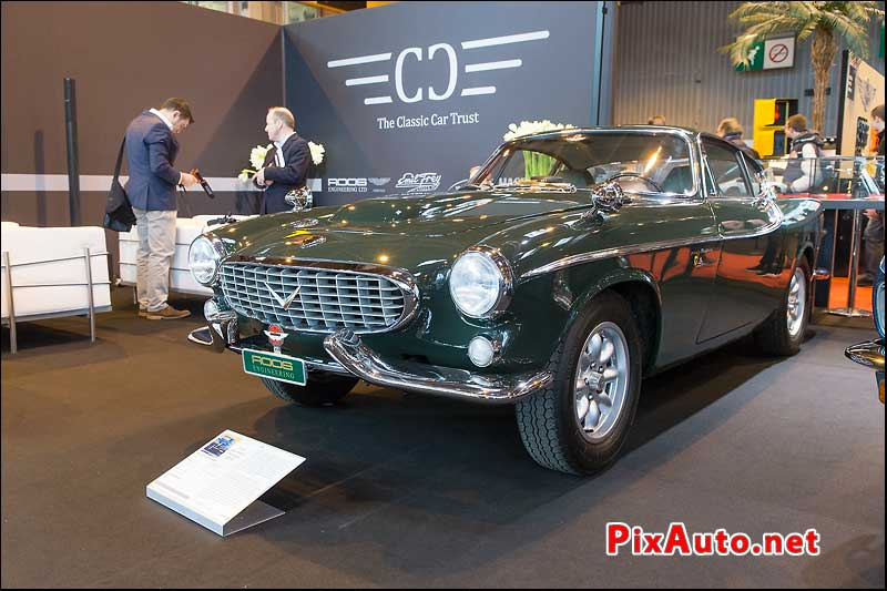 Salon Retromobile, Prototype DP208 Aston Martin