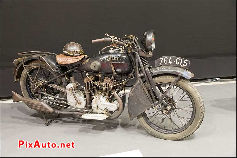 Salon Retromobile, Rene Gillet G1 1939