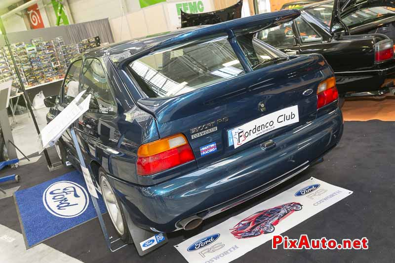 Salon-Automedon, Ford Escort RS Cosworth Ailerons