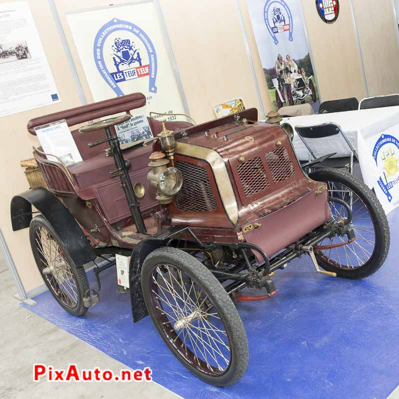 Salon-Automedon, Hurtu Type G 1900