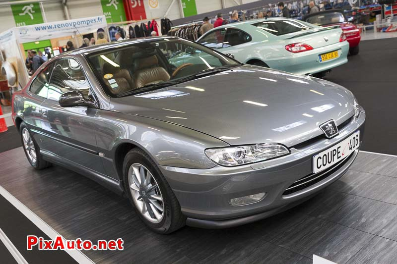 Salon-Automedon, Peugeot 406 Coupe V6 2001