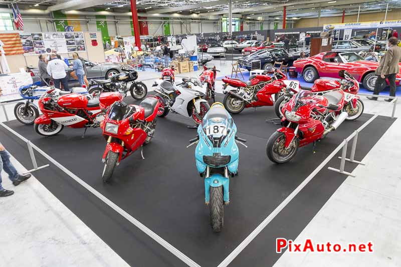 Salon-Automedon, Podium Ducati