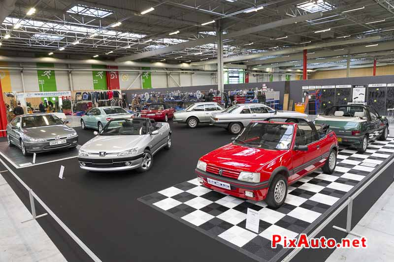 Salon-Automedon, Youngtimers carrosses par Pininfarina