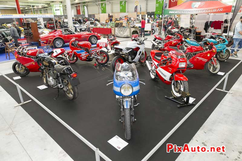 Salon-Automedon, Poduim Motos Ducati