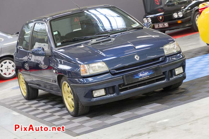 Salon-Automedon, Renault Clio Williams