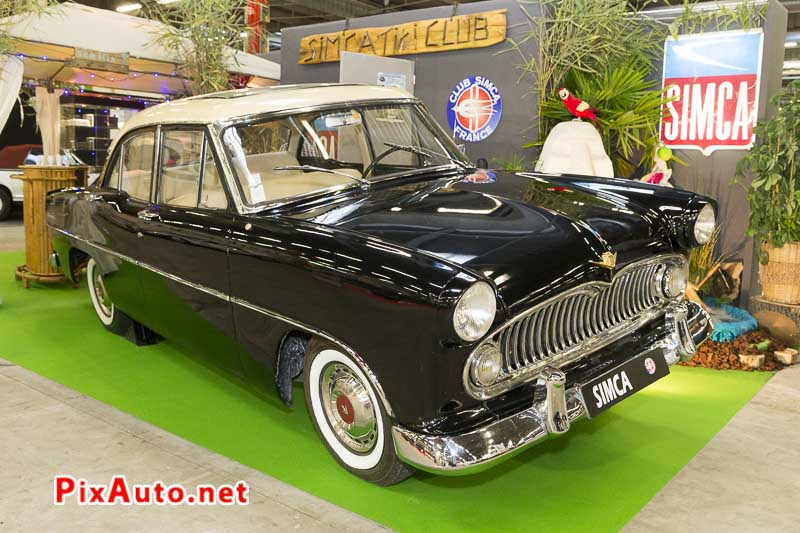 Salon-Automedon, Stand Club Simca