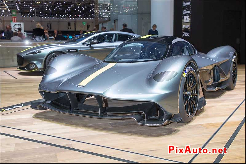 Salon-de-Geneve, Aston Martin Valkyrie Ex AM RB 001