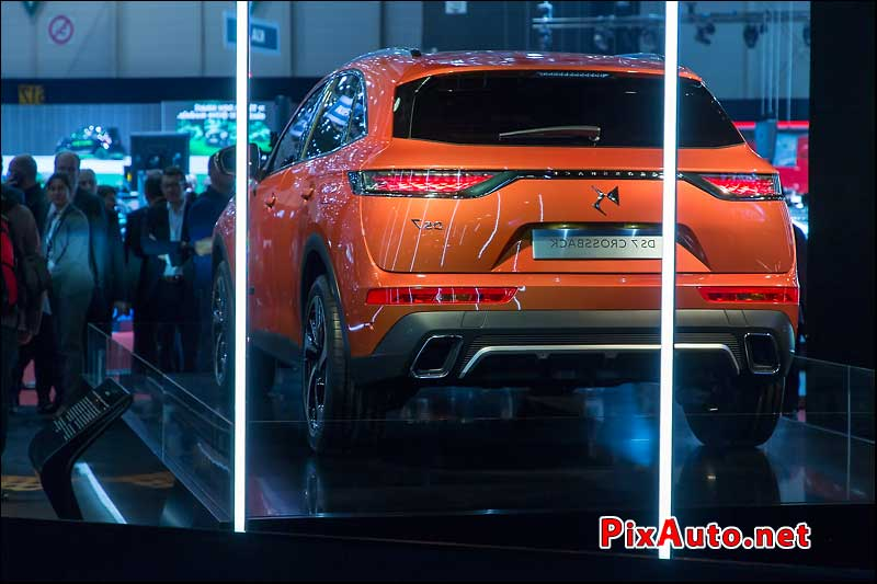 Salon-de-Geneve, Ds 7 Crossback Opera