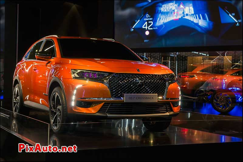 Salon-de-Geneve, DS7 Crossback Opera