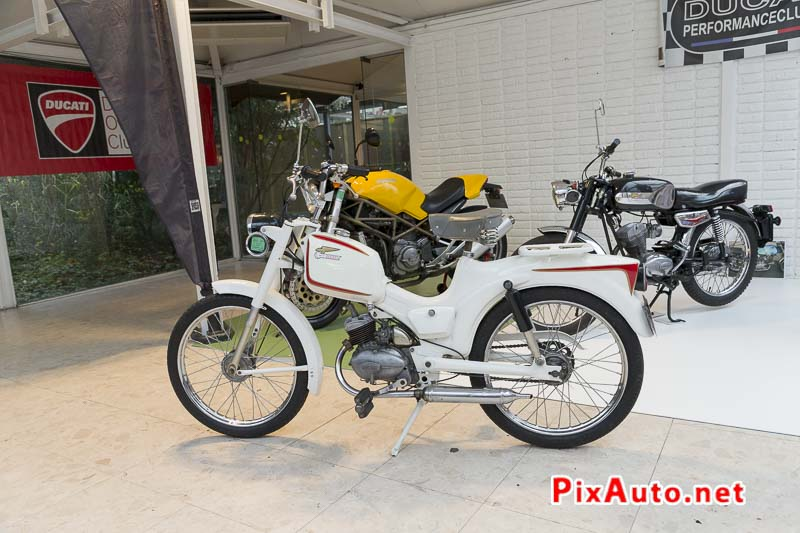 20e Salon-Moto-Legende, Ducati 50cc Type B1 1967