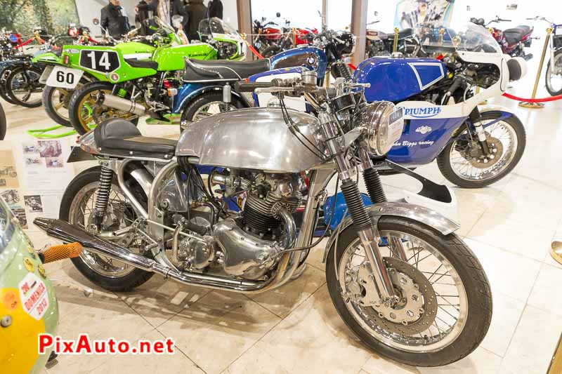 20e Salon-Moto-Legende, Norton 600 SS 1962