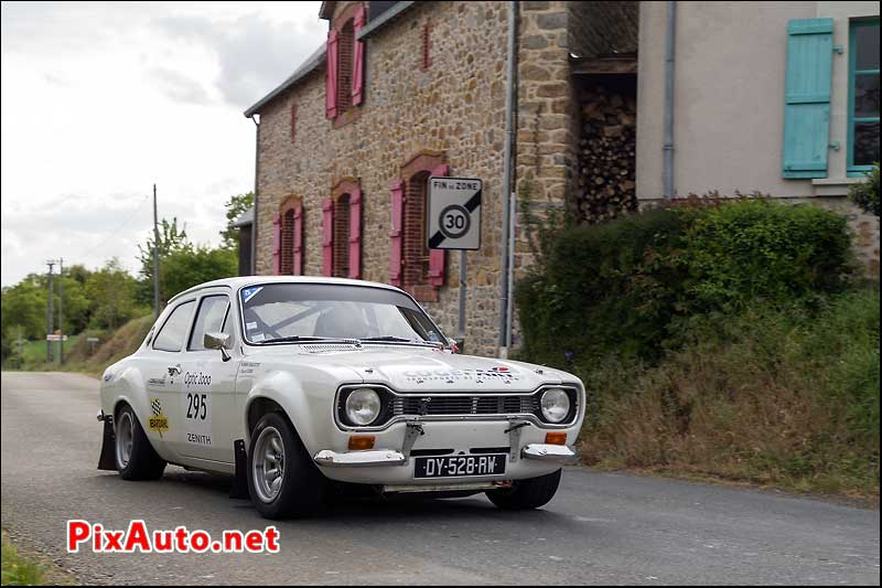 Tour-Auto-Optic-2000, Ford Escort Rs 2000 #295