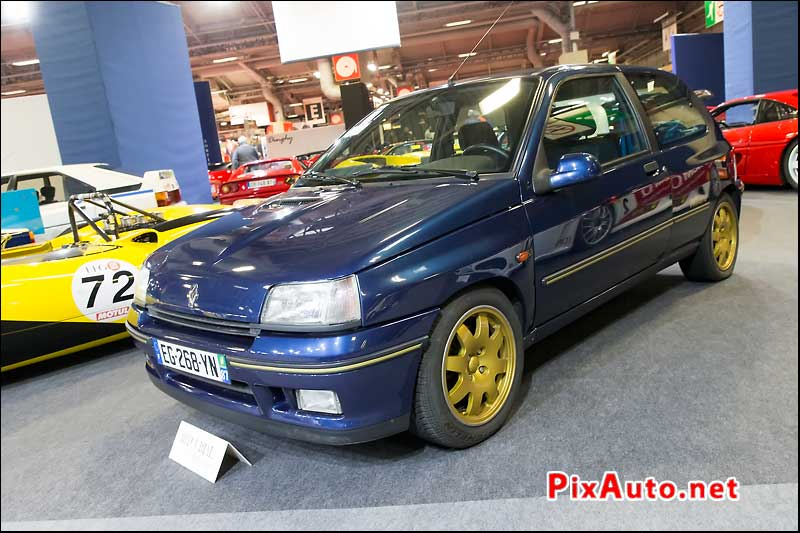 Vente Artcurial Retromobile, Renault Clio Williams 1993
