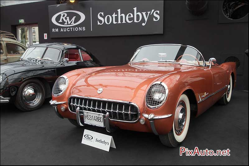 RM Auctions Sothebys, Chevrolet Corvette 1955