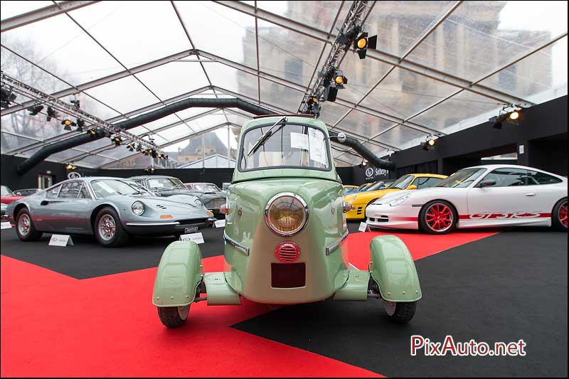 RM Auctions Sothebys, Inter 175a Berline