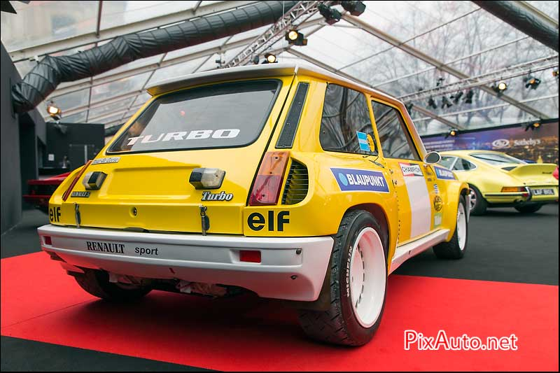 RM Auctions Sothebys, R5 Turbo Tour De Corse Gr B