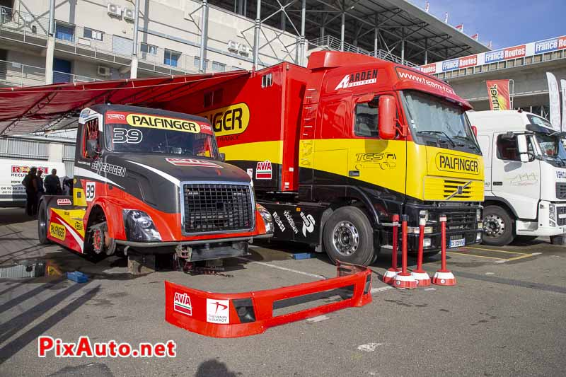24 Heures Camions, Camions Truck Competition Spirit