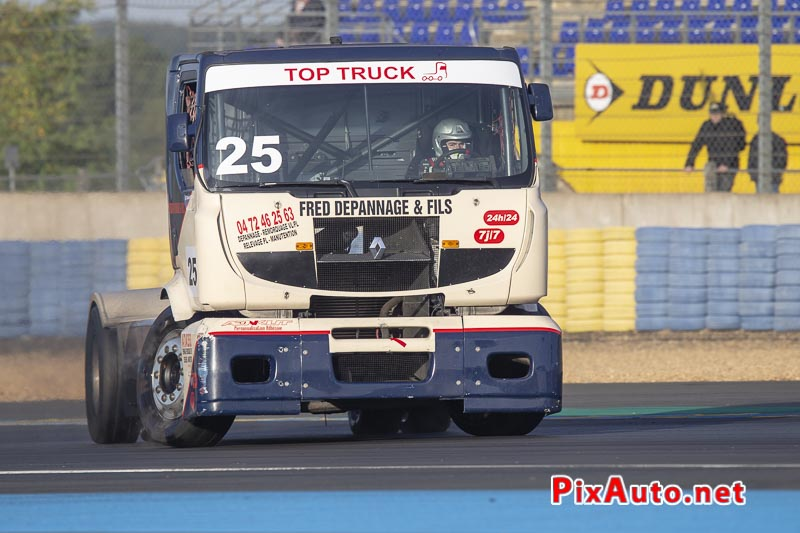 24 Heures Camions, Clement Perrin Camion Renault Fr