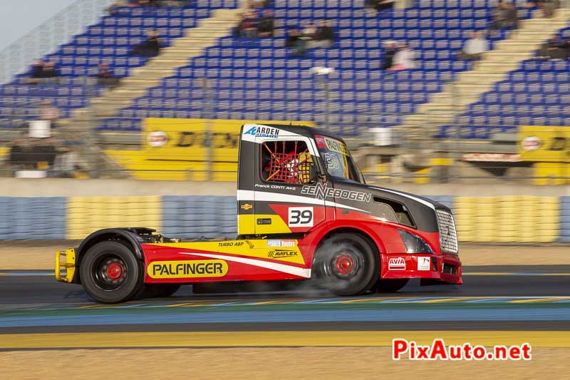 24 Heures Camions, Franck Conti Volvo Vnl Fr.jpg