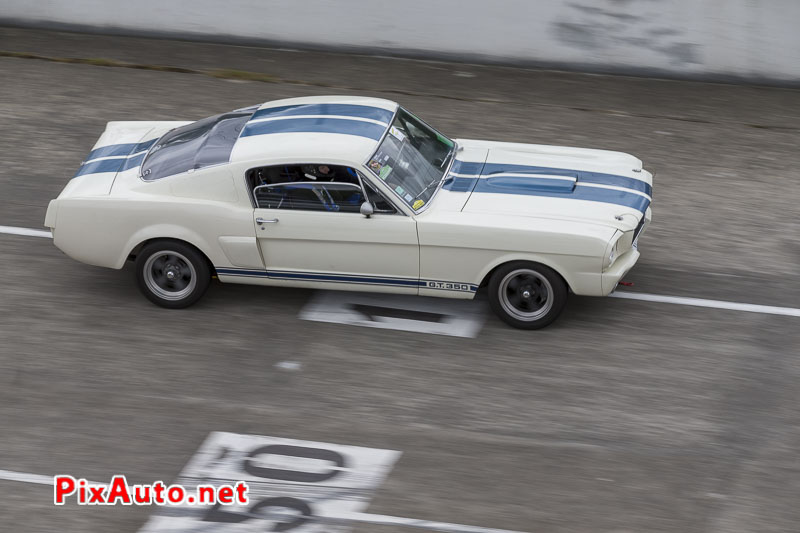 Les Collectionneurs Ont Du Coeur, Ford Mustang Shelby GT 350