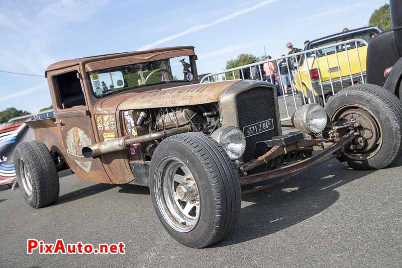 1er US Motor Show, Hot Rod Pick-up