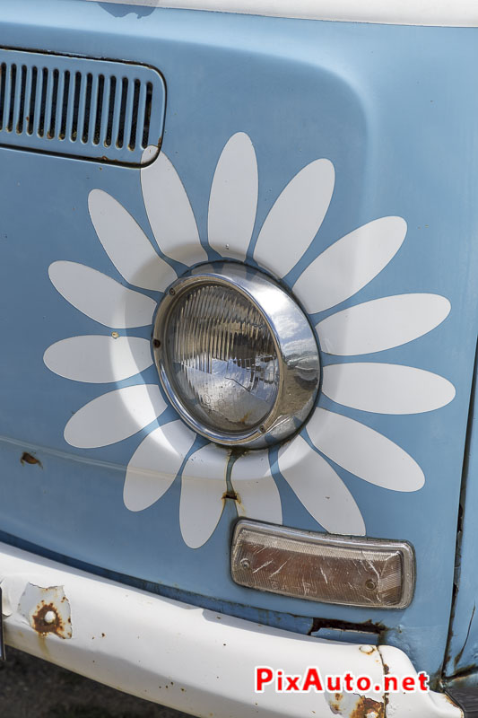 Wagen Fest, Combi Vw Peace And Love