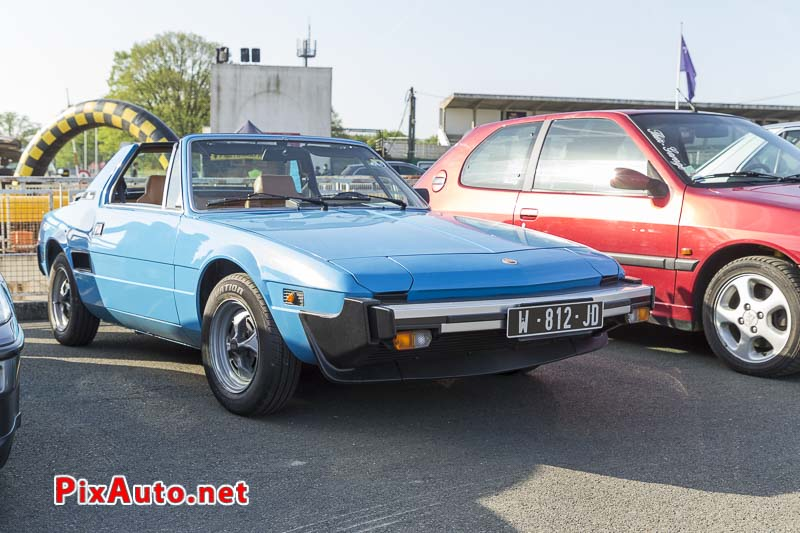 Youngtimers Festival, Fiat X 1/9