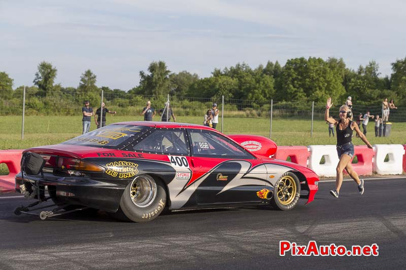 6e European Dragster ATD, Placement Ford Probe Alexandre Jacquot