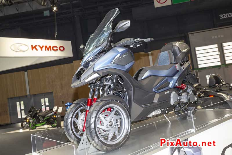 Paris Motor Show, Tricycle Kymco Cv3