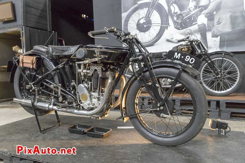 Musee Atelier Des Pionniers, Sunbeam M90 TT Replica Competition Client